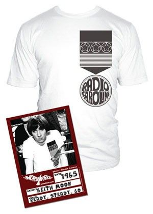 3c3fa76d Worn Free - Worn by Keith Moon, Shirts by Keith Moon, Keith Moon T shirt  Designs, Keith Moon Music Shirts, Keith Moon Music Tee