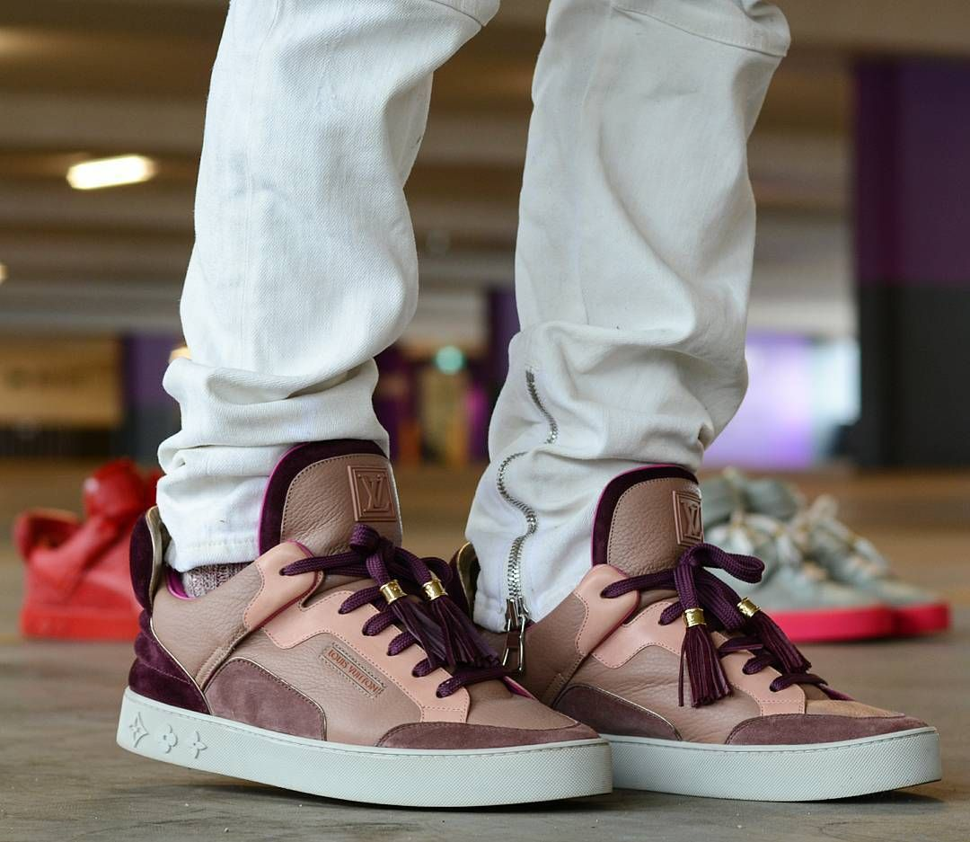 Kanye West X Louis Vuitton Don Patchwork Sneakers Yeezy By Kanye West Golden Goose Sneaker