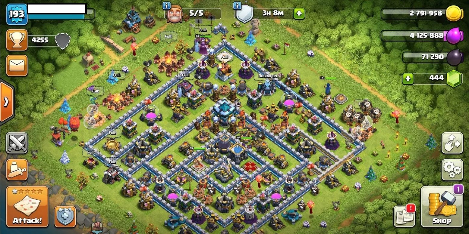 Accounts list free coc acc in 2020 clash of clans clash