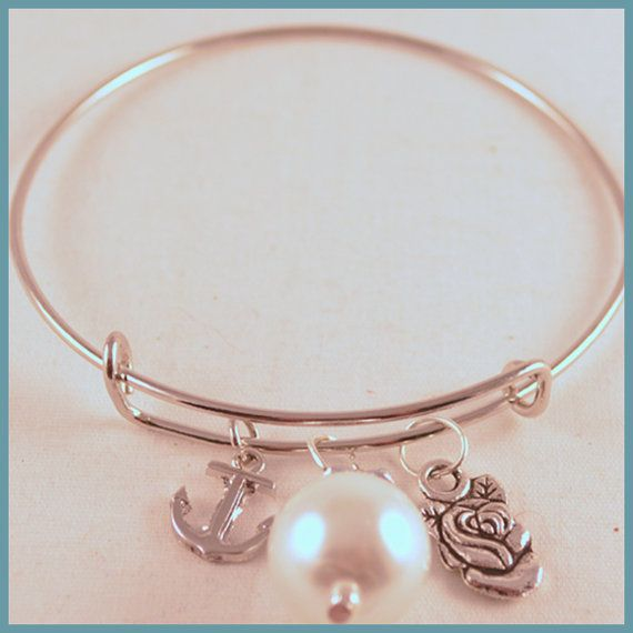 Bracelet Inspired by Alex Ani Greek Mascot Charms by Arrimage