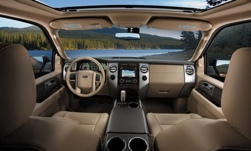 Upcoming 2017 Ford Expedition Interior Best Suv With Images