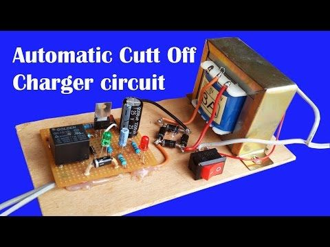 How To Make 12 Volt 30 Amp Battery Charger Transformer Winding Easy At Home Yt 48 Youtube Battery Charger Circuit Charger Battery Charger