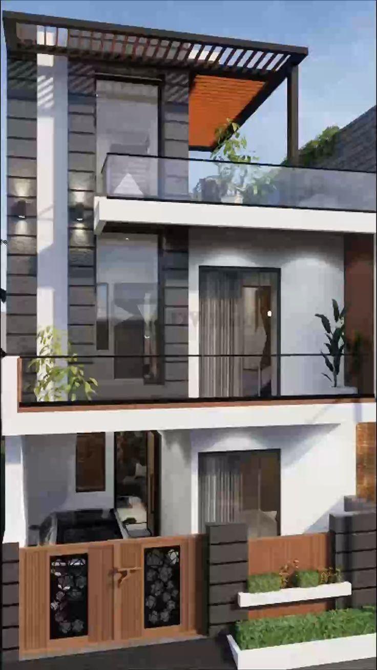 Elevation design ideas   20x35 House plan    DV Studio