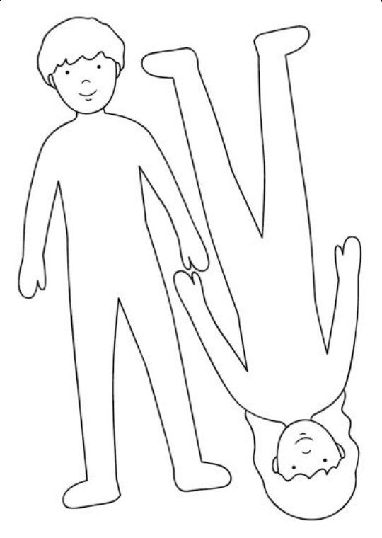Body Preschool Image By Gintarė Dabrilienė On Idėja Coloring Pages