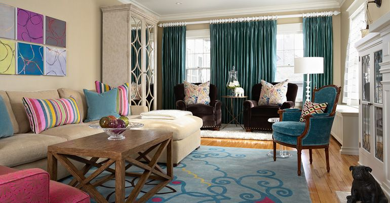 Color Expert Interior Design Minneapolis Mn Lilu Interiors Glam Living Room Teal Living Rooms Eclectic Living Room
