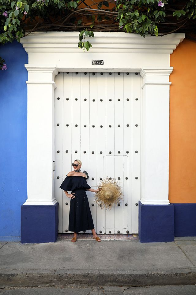 Colorful Cartagena Colombia Doors & Colorful Cartagena Colombia Doors | summer lovin\u0027 | Pinterest ...