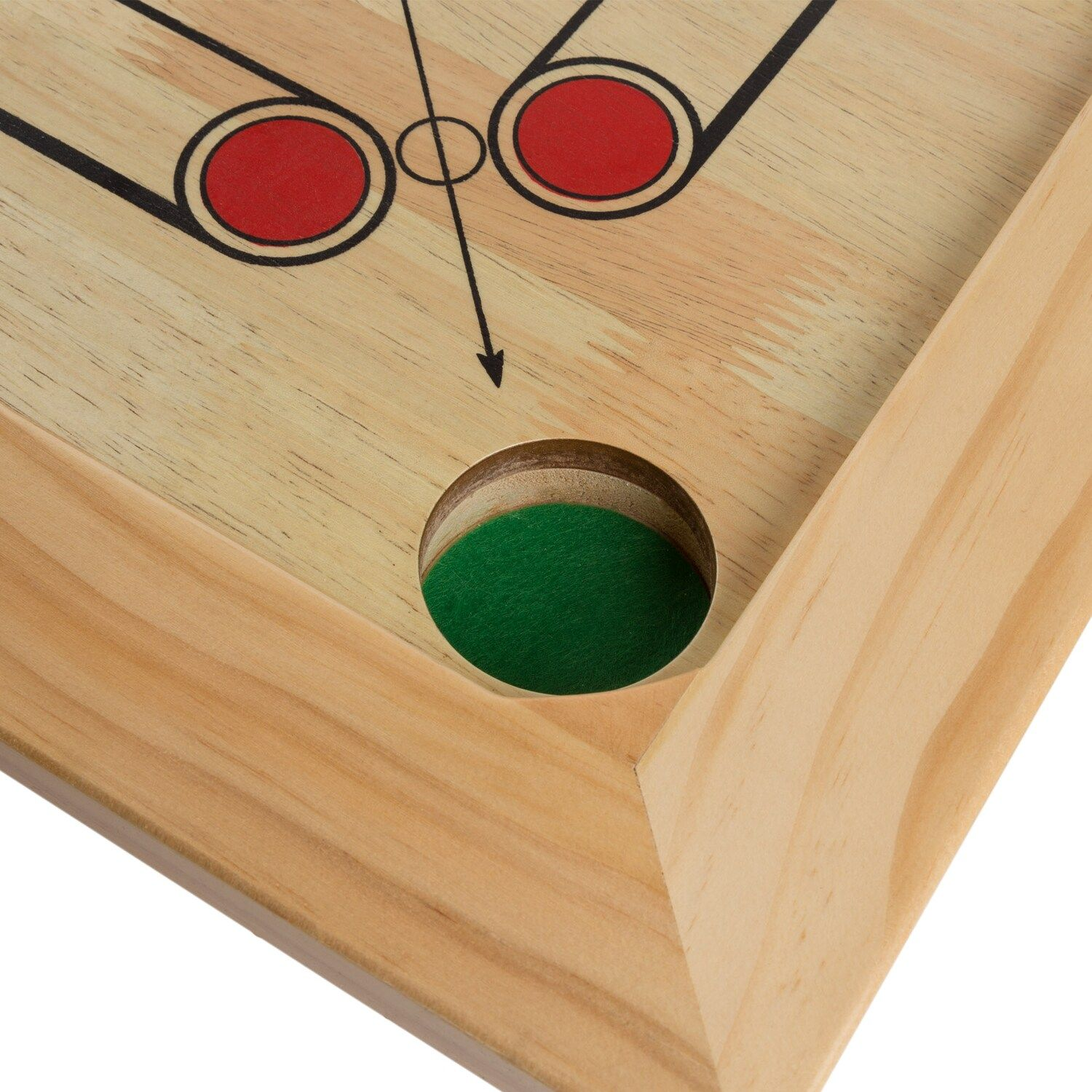 Hey Play Carrom Board Game Classic Strike And Pocket Table Game Carrom Board Game Carrom Board Puzzle Games For Kids
