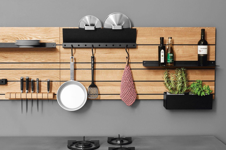wandpaneel küchenregalsystem — jan cray – möbel und