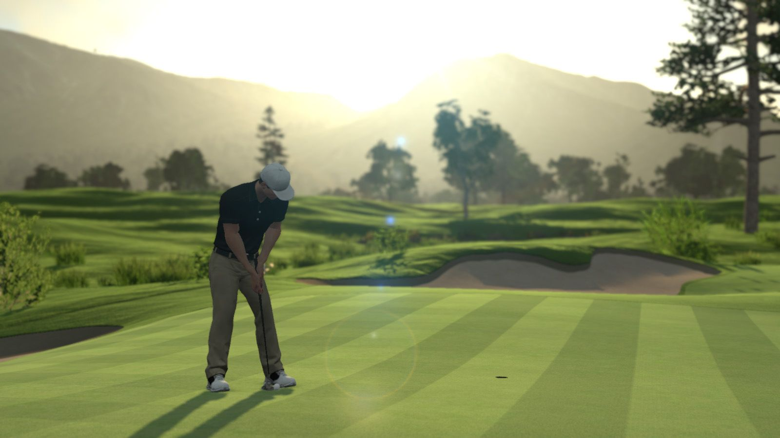 Holeinone registration enables us to record and
