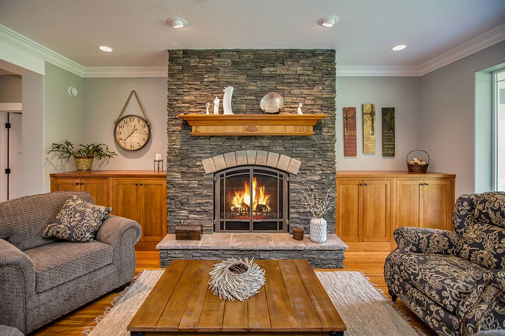 How Much Does It Cost To Build A Fireplace And Chimney Answered In 2020 Build A Fireplace Installing A Fireplace Fireplace