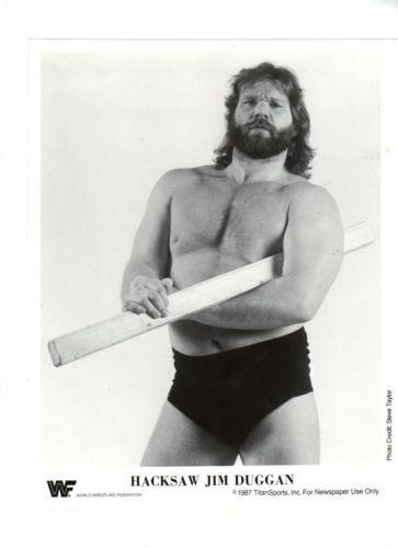 TED ARCIDI WRESTLER 8 X10 WRESTLING PHOTO WWF
