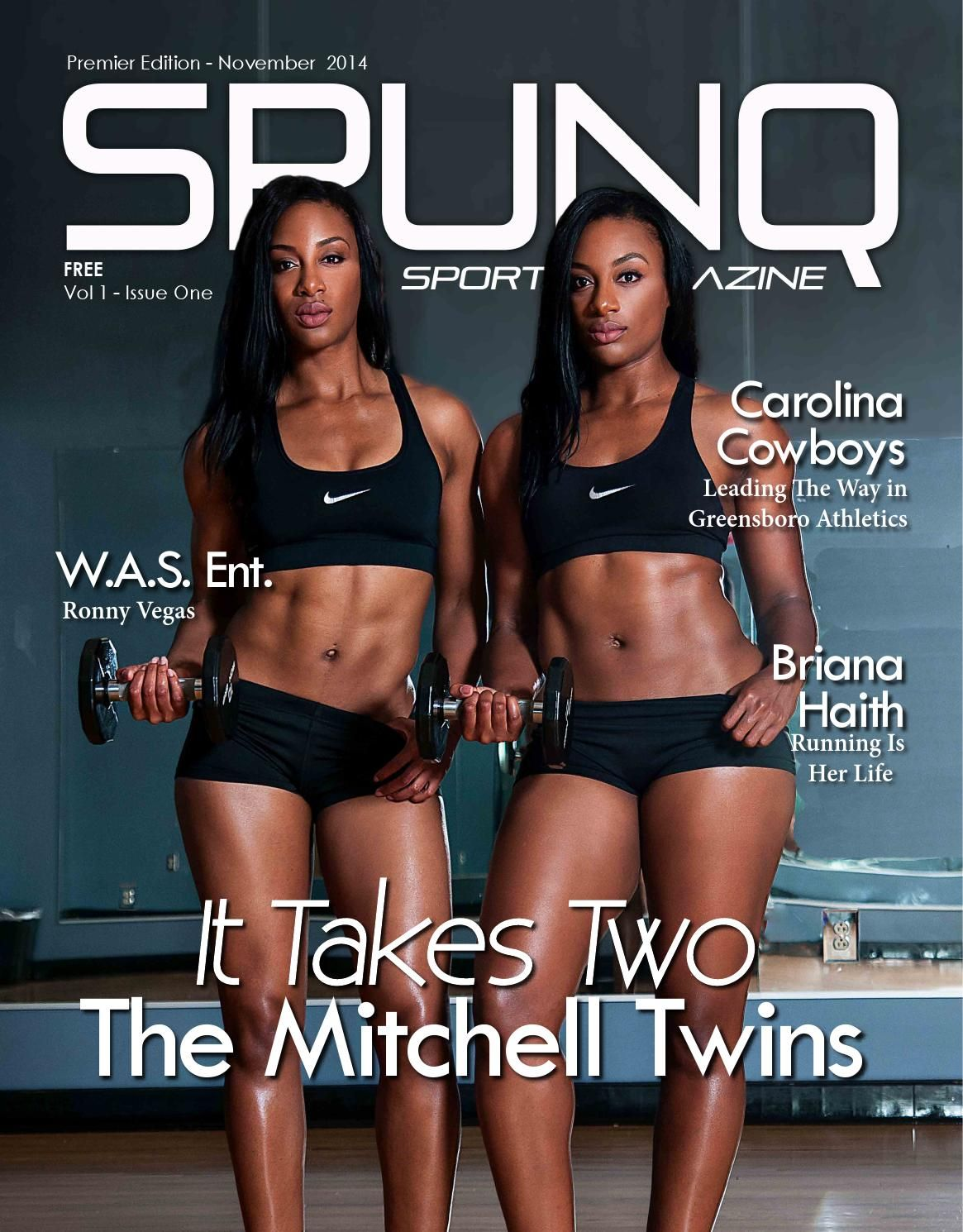 The Mitchell Twins Darlene  Arlene are Assistant