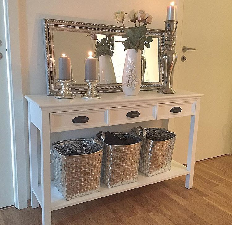 Gorgeous Shabby Chic Entryway Entryway Tables Entryway Decor