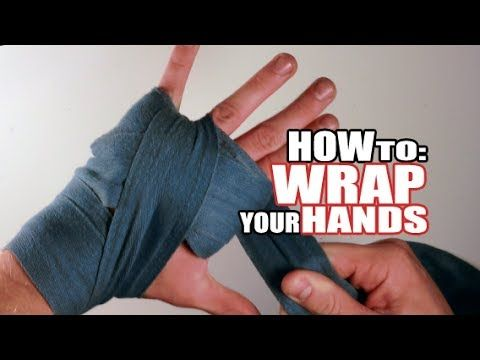 Handwraps How To Wrap Your Hands For Boxing Kickboxing And Muay Thai Muay Thai Muay Thai Hand Wraps Kickboxing