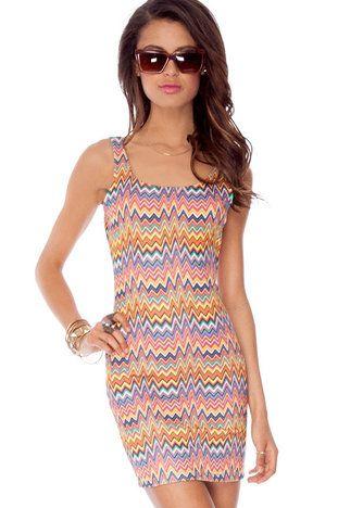 Zigonometry Dress