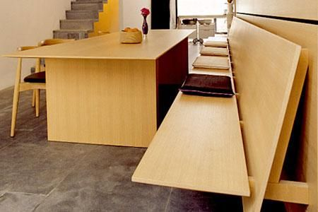 Bänke \ Eckbänke Sitzbank, Schweben und Erschienen