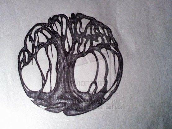 tree. tattoos