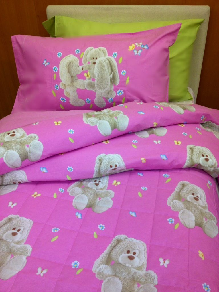 Trapunta Hello Kitty Gabel.Copriletto Trapuntato Collezione Trudi For Kids Junior Bed