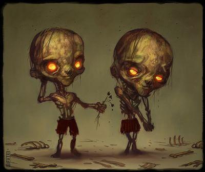 star crossed zombies