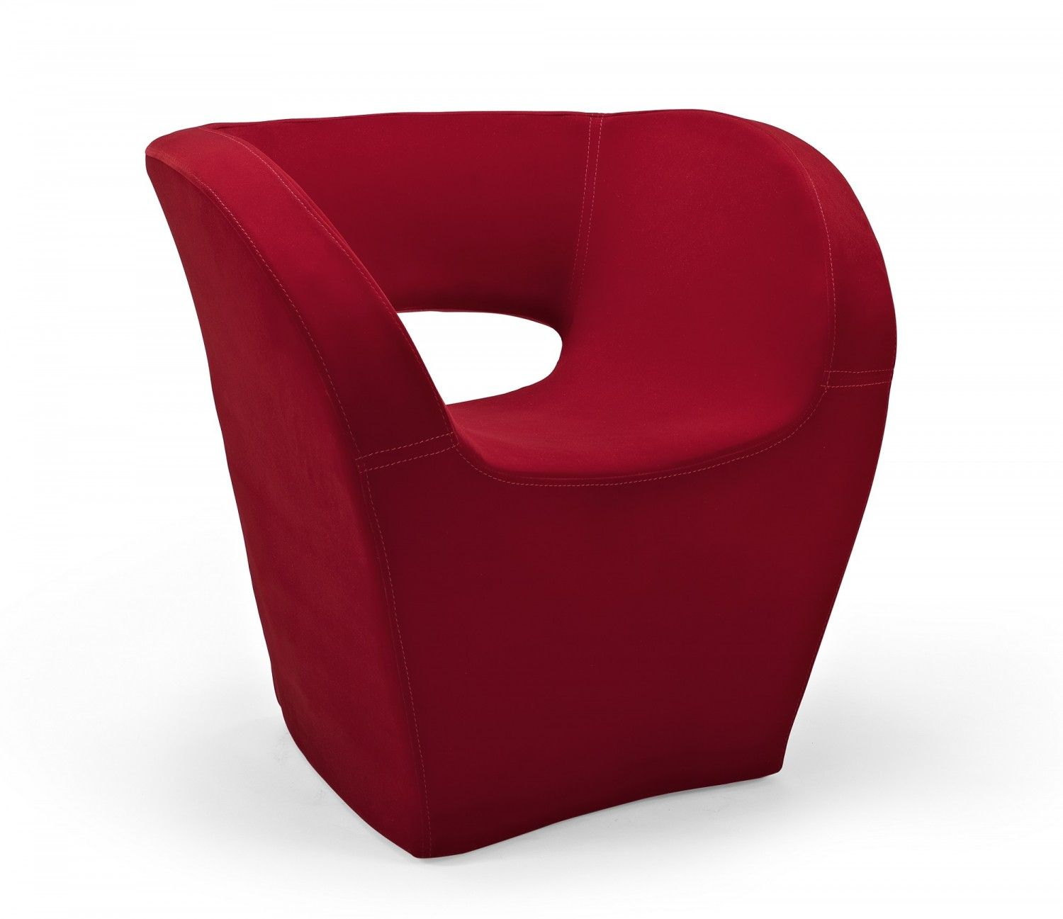 Pandora Accent Chair For Scarlet Red Chairs At Creative Furniture