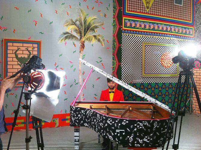 Nos joies répétitives, le vidéo de Pierre Lapointe - www.dominiquepetrin.com