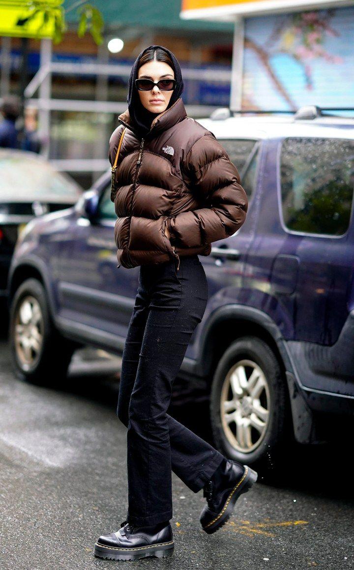 Kendall Jenner tiene los mejores looks para el frí