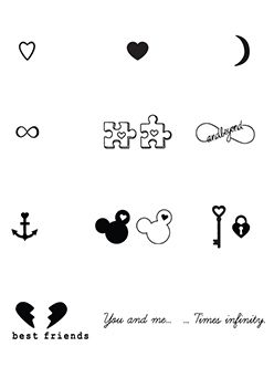 Tattify temporary tattoos