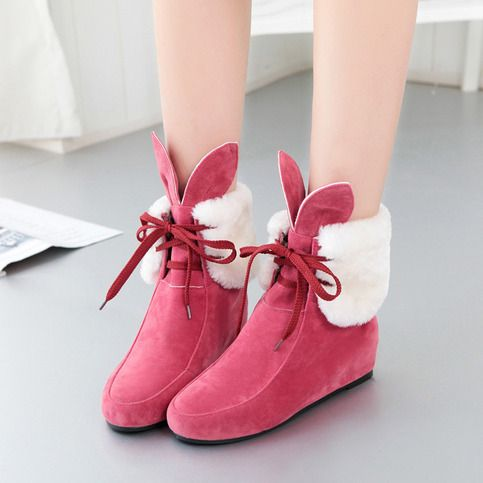Free Shipping Cute Rabbit Ears Snow Boots sold by Moooh!!. Shop more products from Moooh!! on Storenvy, the home of independent small businesses all over the world.