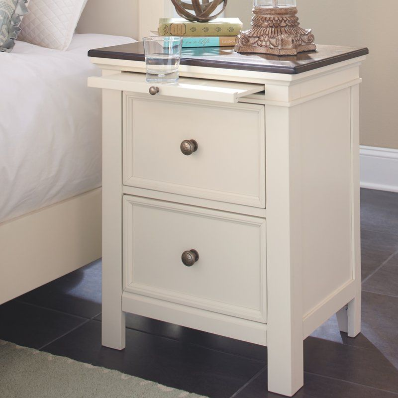 Mccormick 2 Drawer Night Stand Furniture Ashley Furniture Outlet Repurposed Furniture