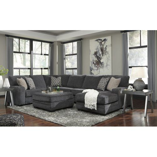 Best Tracling 3 Piece Sectional With Chaise In 2020 Living 400 x 300