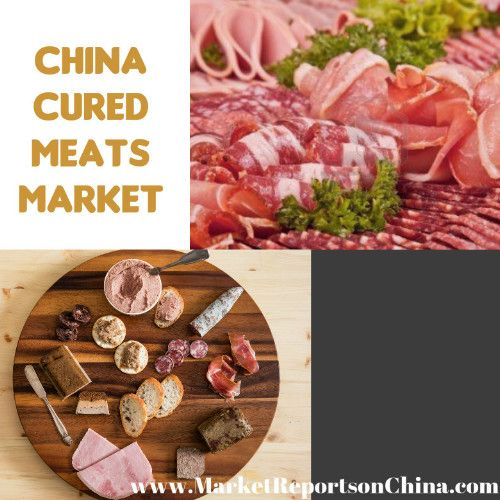 Cured Meats - all types of meats which do not require further cooking. In China and other Asian countries includes dried meats (e.g. packs of shredded pork). Excludes meat snacks, cooked sliced meats, etc.