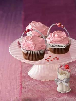 """cupcakes """"amour"""""""