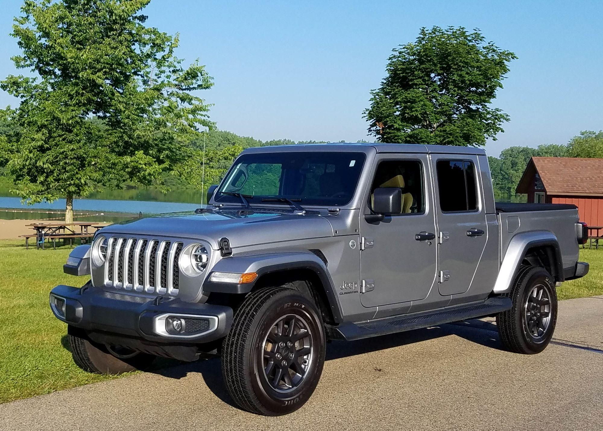 2020 Jeep Gladiator Overland 4x4 Review Wuwm In 2020 Jeep Gladiator Jeep Gladiator For Sale Jeep