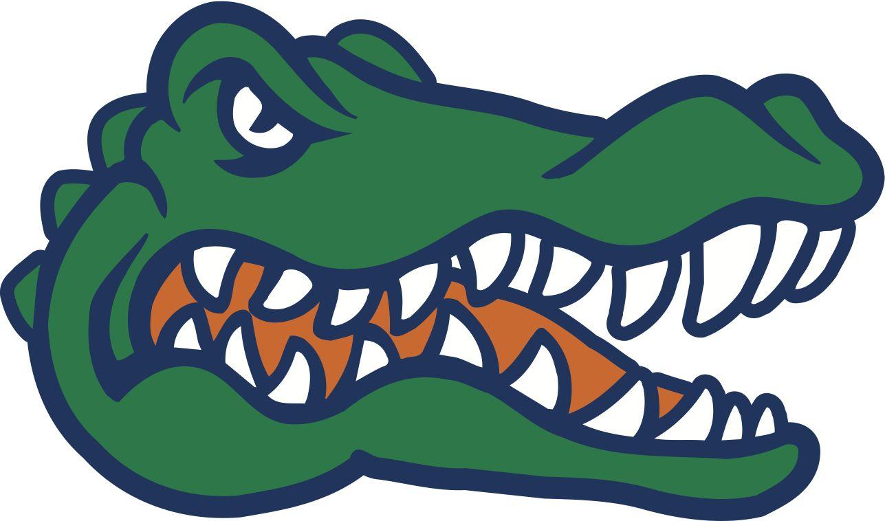 Florida Gators Alternate Logo 1995 Florida Gators Logo Florida Gators Gator