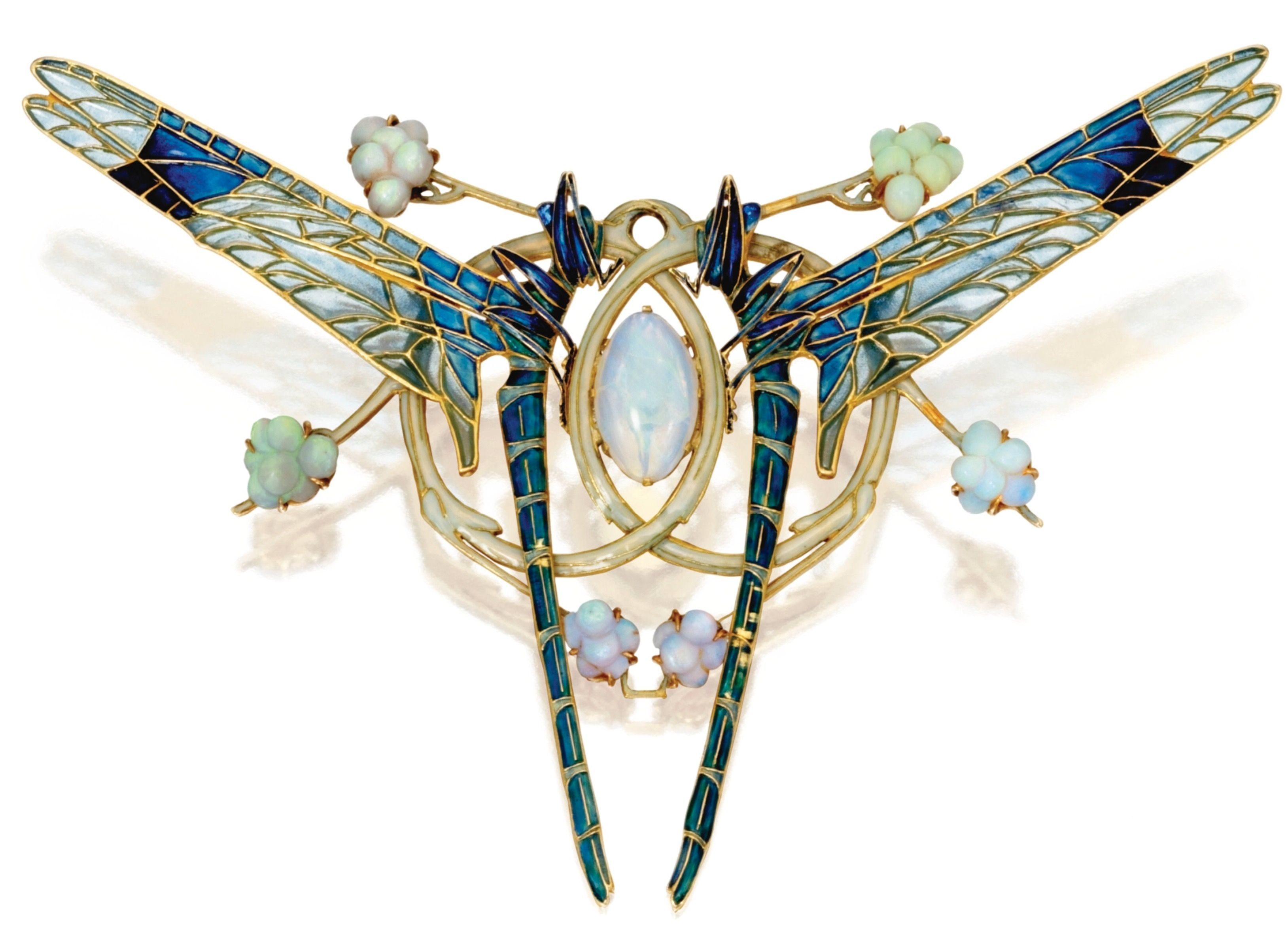 Arts and crafts jewels - Explore Dragonflies Art Nouveau And More