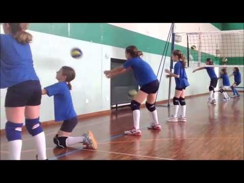 Teaching Volleyball To Young Children And Their Parents Youtube Volleyball Training Volleyball Drills For Beginners Volleyball Skills