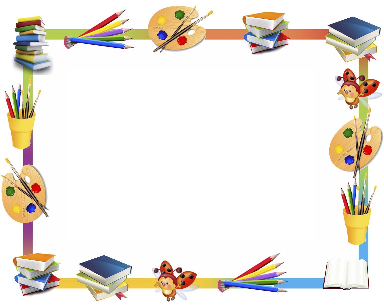 El Rincón de Inesita: Marcos escolares | Картинки | Pinterest ...