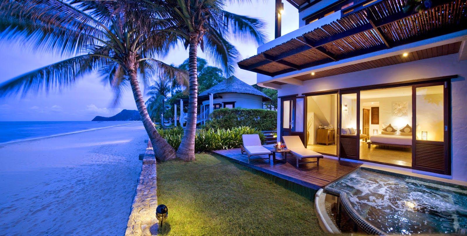 Beach House Desktop Wallpaper Luxury Beach Resorts Luxury Spa Resort Hua Hin