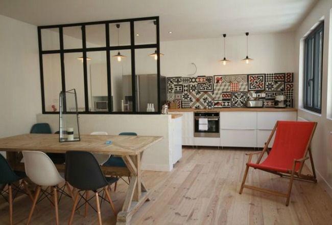 Ouvrir sa cuisine sur la salle à manger est maintenant devenu un classique de la décoration comment bien réussir cette ouverture