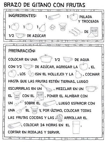Menta Más Chocolate - RECURSOS PARA EDUCACIÓN INFANTIL: Lecto ...