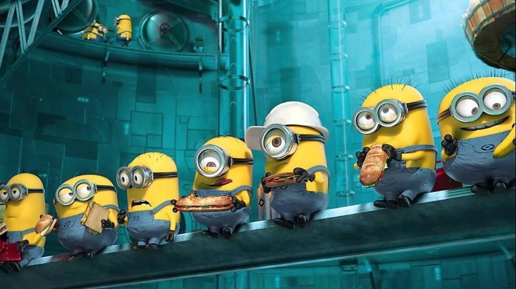 Wapsi On Twitter Minions Wallpaper Minions Mac Wallpaper