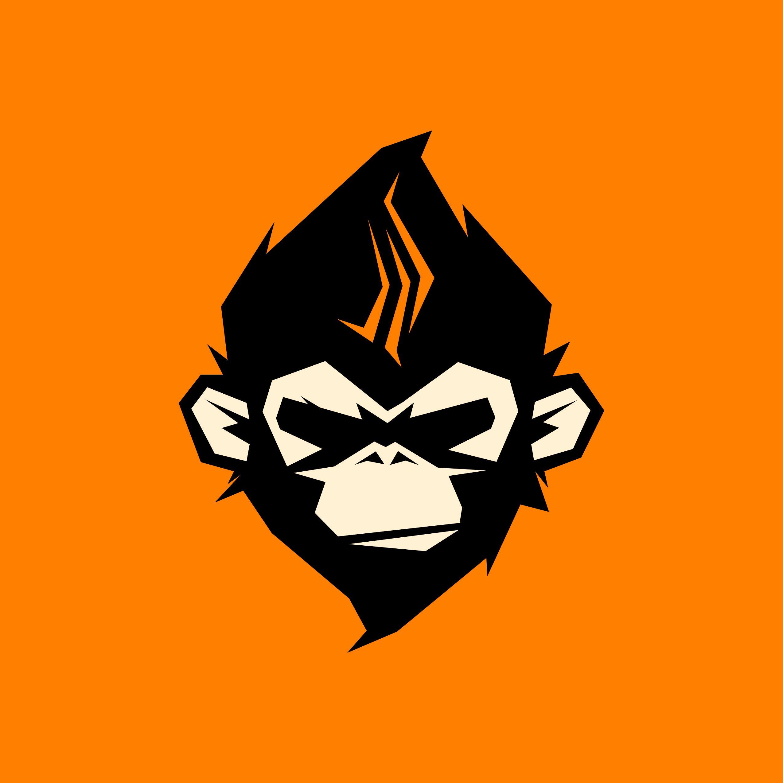 Monkey Logo > Jacob Malabanan On Behance