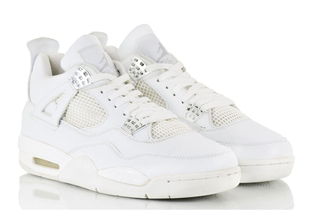 Air Jordan 4 Pure Money 2017 Retro Release