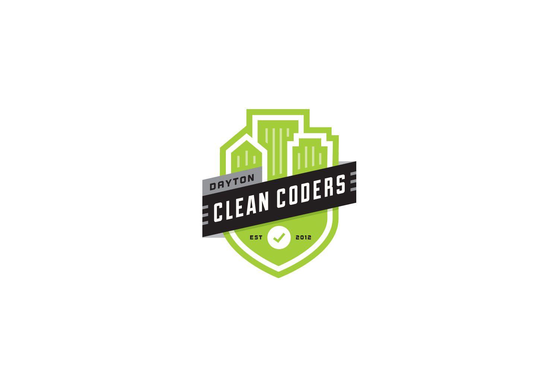 Clean Coders Web Design Identity Logo Logos