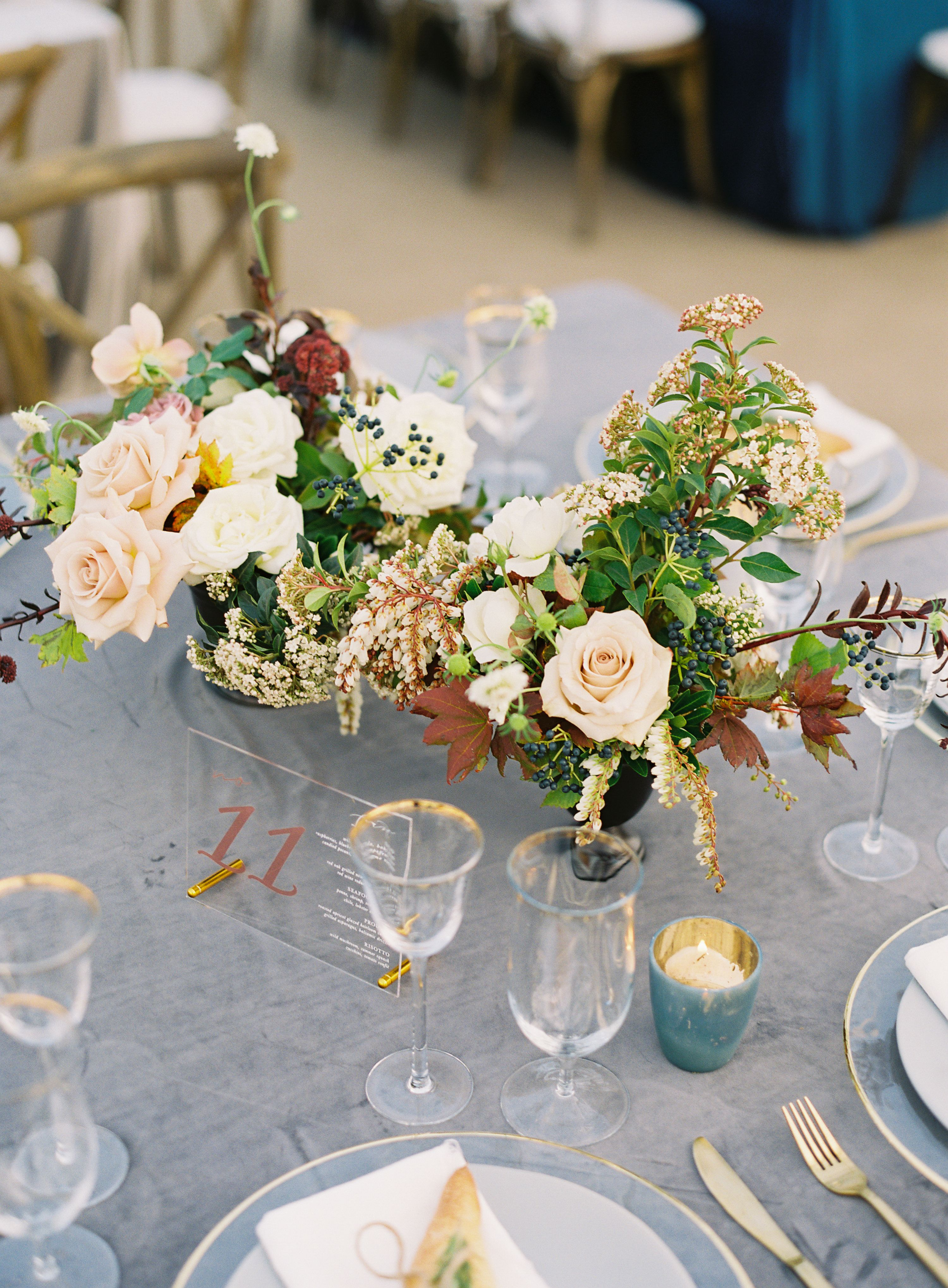 Tavola Park Jewel Tone Autumn Wedding At Kestrel Park In Santa Ynez In 2019
