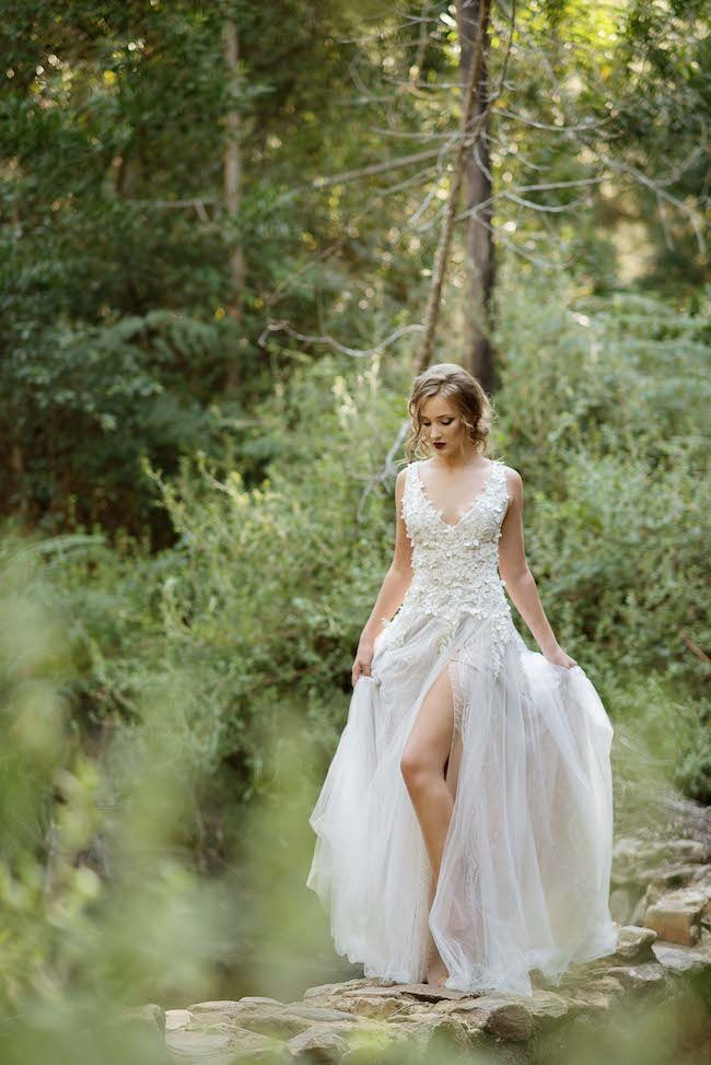 Woodlands Forest Wedding Ideas for Fairy Queens + Nymphs