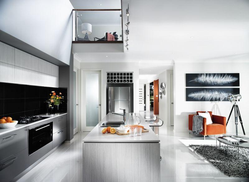 Clarendon Homes - Fernhill 32 Kitchen   101 - Kitchen Ideas ...