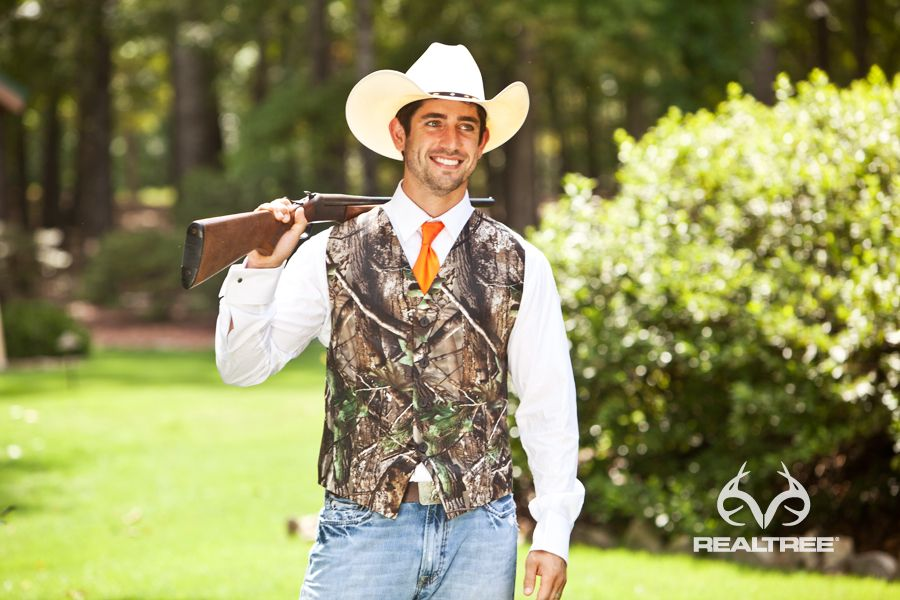 Realtree Camo Vest - Show Your Trophy and Love. Keywords ...