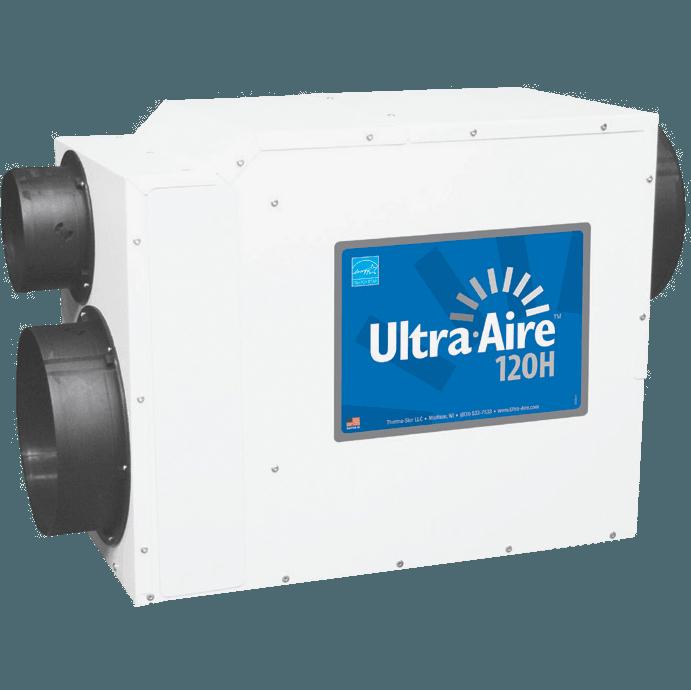 UltraAire 120H Ventilating Dehumidifier Dehumidifiers