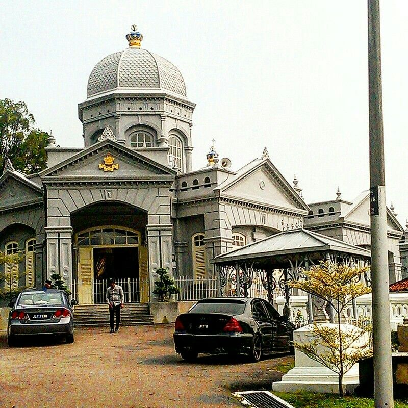 The Makam .The royalty places of rest for good